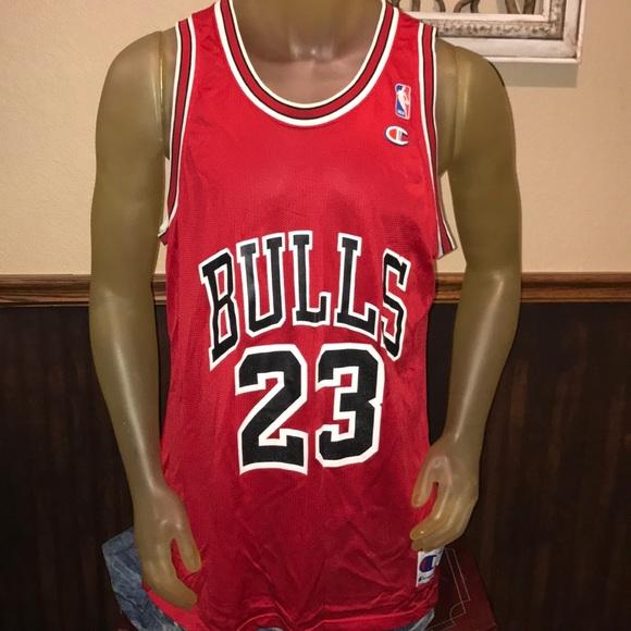 Champion Other - Vintage Champion Chicago Bulls Michael Jordan  23 8dda7237b